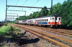 SEPTA  Regional  Rail  ex Reading  cars