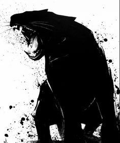 [Black Panther of Surya- Noir Series by Sit Haiiro]