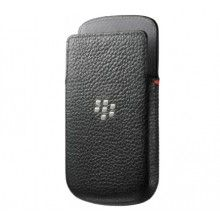 Capa BlackBerry Q10 - Leather Pocket - Preto  R$58,52