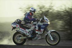 MARATHON Archivos - La historia del Dakar París Paolo Paladini: '91 el Dakar con 650