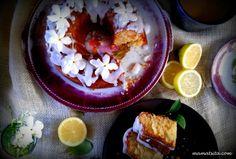 Κέικ λεμόνι στο τσακ μπαμ - συνταγή mamatsita.com homemade recipes Lemon Recipes, Cake Recipes, Weekday Meals, Acai Bowl, Sweets, Breakfast, Desserts, Food, Greek