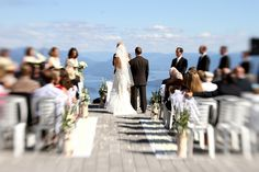 Destination Weddings in the Mountains   ... married at Schweitzer Mountain in Idaho   Destination Wedding Coe
