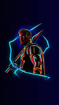 Thor in Avengers. If you think about it Thor has lost so much Marvel Dc Comics, Marvel Avengers, Captain Marvel, Films Marvel, Heros Comics, Marvel Fan, Marvel Heroes, Captain America, Marvel Characters