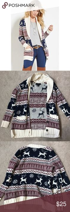Submit ANY offer! Forever 21 Sweater Brand New! Forever 21 Sweaters Cardigans