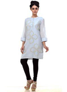 Abhijeet Khanna Trendy Silk Cotton Tunic