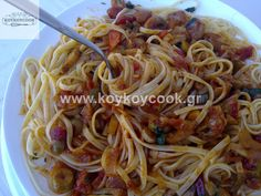 Risotto, Noodles, Seafood, Recipies, Spaghetti, Food And Drink, Pizza, Cooking Recipes, Pane
