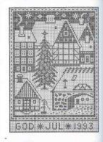 Gallery.ru / Фото #75 - рождество - EditRR Cross Stitch Tree, Cross Stitch Alphabet, Cross Stitch Samplers, Cross Stitch Charts, Cross Stitching, Cross Stitch Embroidery, Cross Stitch Patterns, Nordic Christmas, Christmas Cross