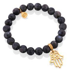 Bransoletka z labradorytów z rączką Fatimy #mokobelle #mokobellejewellery #jewellery #jewelry #bransoletka #lifestyle #bijou