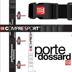 Race Belt for marathons and Triathlons & Sports Compression Clothing | Official Compressport USA Store