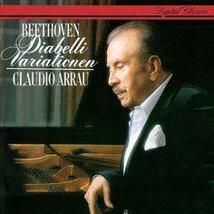 Beethoven: Diabelli Variations de Claudio Arrau