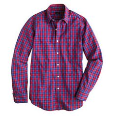 Men's Shirts - Men's Dress Shirts, Men's Button Down Shirts, Oxford & Polos - J.Crew ($50-100) - Svpply
