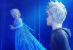 "Jack: ""Elsa-"" Elsa: ""Jack, please, I don't want to hurt you!"""