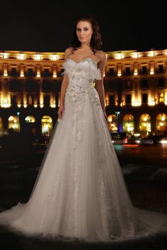 ABED MAHFOUZ WEDDING DRESSE COLLECTION wedding dresses Haute Couture glamour featured ABED MAHFOUZ