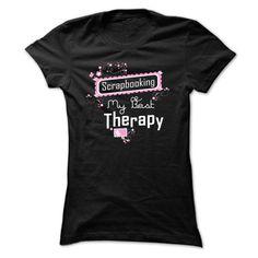 Best Scrapbooking Shirt Cool Scrapbooking T Shirt (*_*)