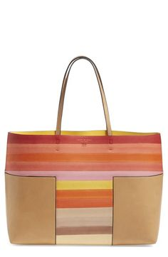 Tory Burch 'Block T - Dégradé' Tote available at #Nordstrom