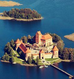 Trakai Island Castle, Lituania
