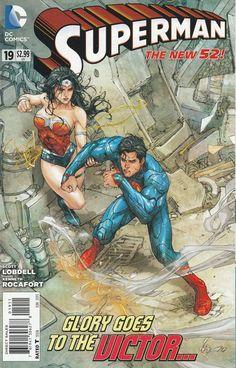 Superman # 19 DC Comics The New 52!