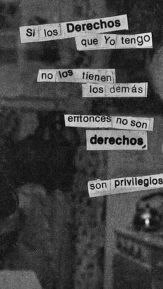 Protest Posters, Feminist Quotes, Frases Tumblr, Pretty Words, Spanish Quotes, Aesthetic Stickers, Love You, My Love, Life Quotes