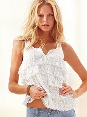 pretty summer top!