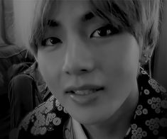 BTS   V How the fuck are you so fucking handsome