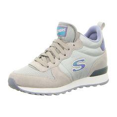 NEU: Skechers Sneaker OG85-DitzyDancer - 123 GYLV - gray/lavender -