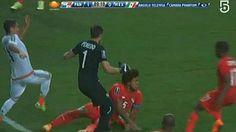 México vs. Panamá: árbitro cobró penal inexistente al último minuto del partido