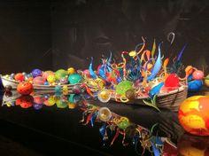 Breathtaking art....Chihuly Garden & Glass in  Seattle, WA.