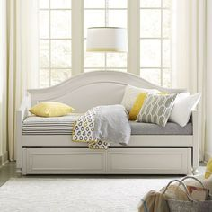 Daybed room ideas girl daybed with trundle for lovable best girls daybed ideas on girls daybed . Girls Daybed Room, Kids Daybed, Sofa Daybed, Daybed Bedding, Girls Bedroom, Daybed Ideas, Bedroom Ideas, Bedrooms, White Trundle Bed