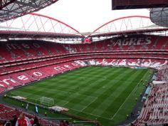Estádio Do Sport Lisboa E Benfica in Lisboa