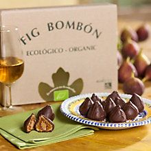 View details for Organic Ecoficus Chocolate Figs (12 Pieces)
