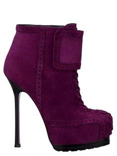 Yves Saint Laurent Pre-Fall 2012 Shoes