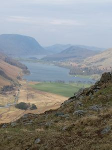 Buttermere Rannerdale and the Norman Conquest