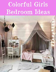 Decorating Your Guest's Bedroom Using White Bedroom Furniture. If your teenager wishes to add a personal touch to the bookshelf, they might spray paint it a colorful shade, or paint a design on the top. ** Continuously the item at the photo web link. Teenage Girl Bedrooms, Teen Bedroom, Girl Rooms, White Bedroom Furniture, Bedroom Decor, Bedroom Ideas, Girls Bedroom Colors, Tropical Bedrooms, Pink Quilts