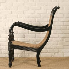 Cane Plantation Chair | Found On Furniturestocks.com