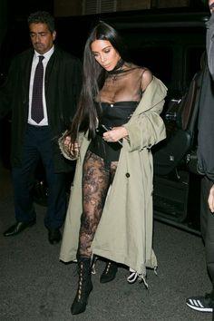 Kim Kardashian West's Best New Looks