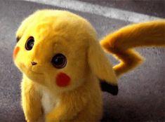 Detective Pikachu GIF - Detective Pikachu Pokémon - Discover & Share GIFs - Pokemon about you searching for. Pikachu Gif, Pikachu Drawing, Pokemon Gif, Pikachu Cake, Pokemon Fusion, Pokemon Cards, Cute Pokemon Wallpaper, Cute Cartoon Wallpapers, Baby Animals Super Cute