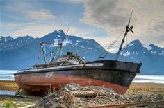 alaska shipwrecks - Bing Images
