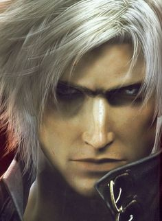 The sexiest and coolest devil of all,Dante from the Devil May Cry series!