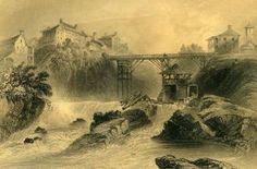 Début de Sherbrooke  1839 Orford, Nouveau Propriétaire, La Colonisation, Canton, Family History, Community, French, Architecture, Saint Francis
