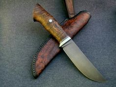 Guskov's knife.