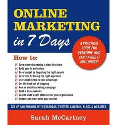 Introducing Online Marketing in 7 Days All You Need to Get Up and Running in a Week Paperback  Common. Great Product and follow us to get more updates!