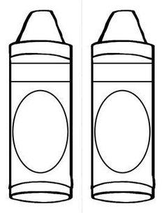 Classroom door ideas back to school crayon box 18 ideas for 2019 Classroom Door, Preschool Classroom, Preschool Activities, Kindergarten, Beginning Of School, First Day Of School, Pre School, Crayon Template, Back To School Displays