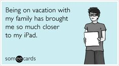 There ya go. And I don't even OWN an iPad.