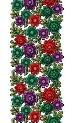 Classic Embroidery Design 14306