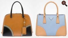 Prada Taschen für Damen - Designer Handtaschen aus Leder - Shop & Sale