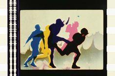 len lye rainbow dance - Google Search