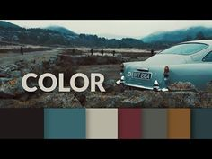 Color Grading in Filmmaking - YouTube