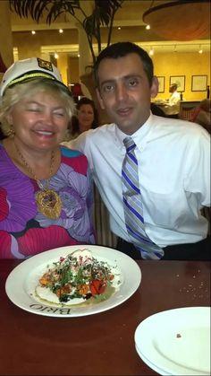 Brio restaurant City place WPB FL with Arni