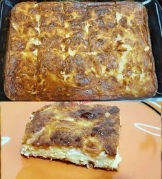 Greek Recipes, Vegan Recipes, Cooking Recipes, Easy Recipes, Oven Chicken Recipes, Food Photo, Banana Bread, Easy Meals, Food And Drink