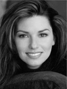 Shania Twain! Adore her! She's been my idol since I was old enough to know what good music and good morality was! Did dances to her songs EVERY year in the school talent show!! :)